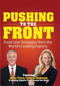Dr. Carolyn Anderson- Author- Pushing to the Front