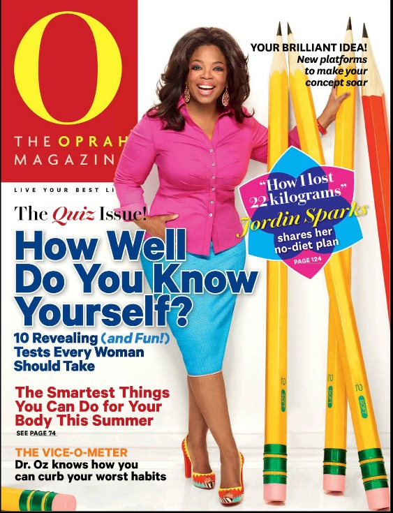 Oprah Magazine