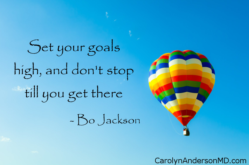 Achieving Goals Quotes | Achieving Your Goals Like An Olympic Athlete Carolyn Anderson