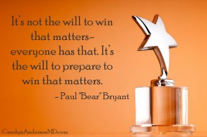 Preparation Quote by Bryant