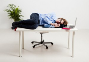 Sleeping at the Office